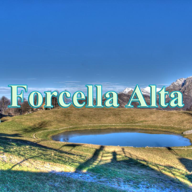Forcella Alta Costa Imagna tasto