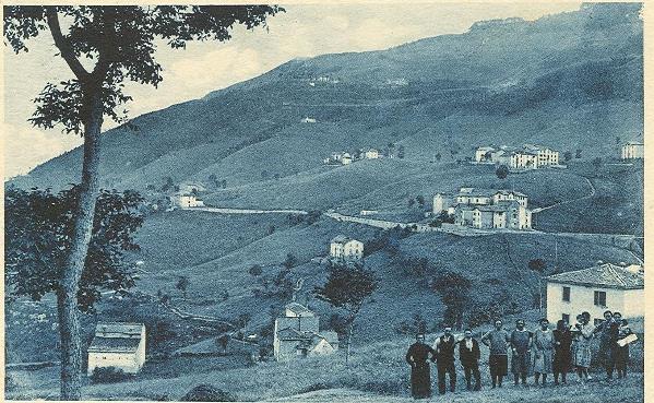 Costa Valle Imagna - storia